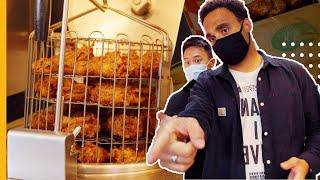 Secret To This Fried Chicken Takeout...Cocktail Lounge? | Secret Sauce Ep.2