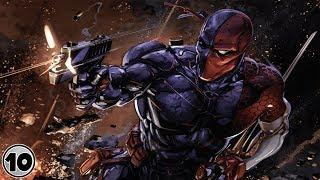 Top 10 Super Powers You Didn't Know Deathstroke Had