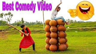 Must Watch Top New Comedy Videos 2020_Very Funny Stupid  Boys Try_To_Not Laugh Episode 45- FUNNY TV