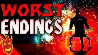 Top Ten Worst Endings