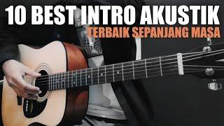 TOP 10 ACOUSTIC GUITAR INTROS OF ALL TIME   GREATEST SONG ONLY!!