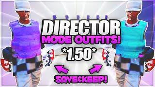 TOP 10 INSANE MODDED OUTFITS! *SOLO* GTA 5 Director Mode Glitch Modded Outfits 1.50! (XBOX/PS4/PC)