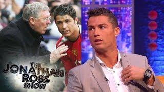 Cristiano Ronaldo Will Forever Treasure His Relationship with Alex Ferguson | The Jonathan Ross Show