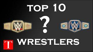 TOP 10 WWE Wrestlers of All Time 2020 | TopNewsage