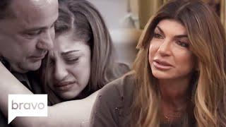 Teresa Giudice's Daughters Struggle To Remember Their Father | RHONJ Highlights (S10 Ep6)