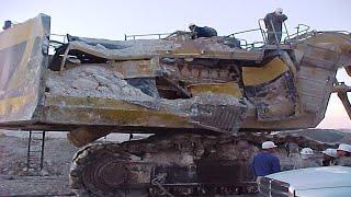 Top 10 Fastest Dangerous Idiots Heavy Excavator Operator Skills Working - Heavy Equipment Working