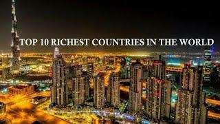 Top 10 richest countries in the world 2020|| world richest country