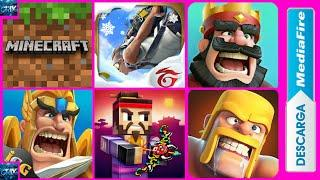 Top 100 Juegos Hackeados Para Sus Teléfonos Android [DIRECTO A MEDIAFIRE] Febrero 2020 (Parte 4)