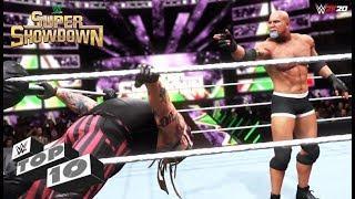 WWE 2K20: Super Showdown TOP 10 Predictions!