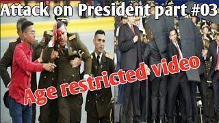 Top 5 Attacks On prime minister ||Dangerous attacks on President part #3