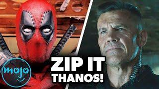 Top 10 Times Deadpool Made Fun of Disney