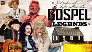 Motivational Old Country Gospel Hymns Of All Time - Top Classic Country Gospel Songs 2021 Playlist