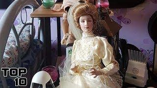 Top 10 Scary Dolls That Attacked Their Owners - Part 2