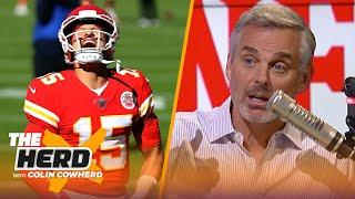 Herd Hierarchy:Colin Cowherd's Top 10 NFL heading into Week 9 | NFL | THE HERD
