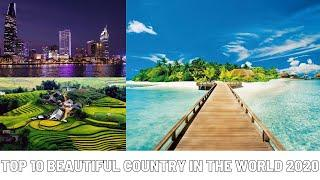 Top 10 Beautiful country in the world 2020