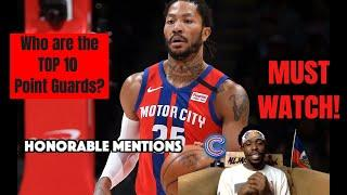 The Top 10 Point Guards in the NBA 2019-20 ? Find OUT NOW! (TOP 10 PG LIST) Youtube LIVE! WATCH NOW!