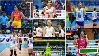 Top 10 Best Ph Women's Volleyball Player of 2019