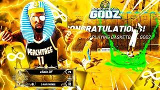 HOW I WON BASKETBALL GODZ w/ BEST LINEUP in NBA 2K20! *BEST METHOD* TO WIN HARDEST EVENT in NBA2K20!