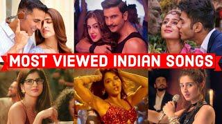 Top 50 Most Viewed Indian Songs on Youtube of All Time | Most Watched Indian Songs