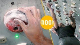 How to climb a MoonBoard Problem: For Beginner Climbers ( Analysis )