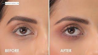 How To Make Your Eyes Look Bigger | Eye Makeup Tutorial For Bigger Eyes | Be Beautiful