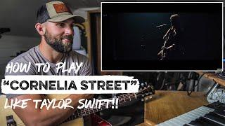 "How To Play ""Cornelia Street"" LIKE TAYLOR SWIFT 