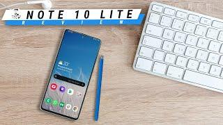 Can the Budget Note be the Best Budget Flagship - Galaxy Note 10 Lite Review!!!