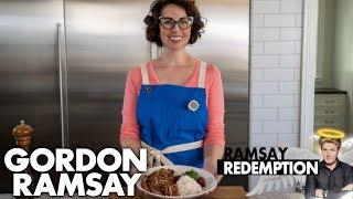 Can a Steak Dish Burned by Gordon Ramsay Get a Makeover? | Ramsay Redemption