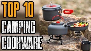 TOP 10: Best Camping Cookware Gear 2020!