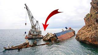 Top 10 Dangerous Big Ships & Boat Crashing ! Heavy Equipment Gone Bad 2021