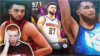 Galaxy Opal JAMAL MURRAY is a *TOP TIER* POINT GUARD!! He's WAY TOO Good! (NBA 2K21 MyTeam)
