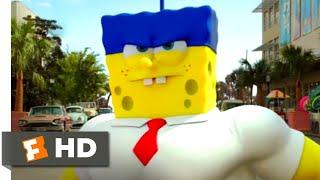 The SpongeBob Movie: Sponge Out of Water - Justice Is Soft Served | Fandango Family