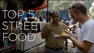 Top 5 Street Foods in the World