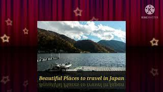 Top 10 Best Beautiful Place to Visit in Japan