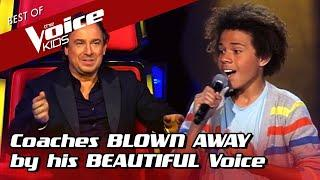 13-Year-Old with INCREDIBLY PURE Voice shines in The Voice Kids