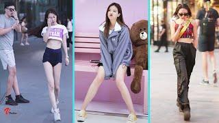 Mejores Street Fashion Tik Tok Ep.114 | Douyin China | Chinese Girls Are Beautiful | Viable Fashion