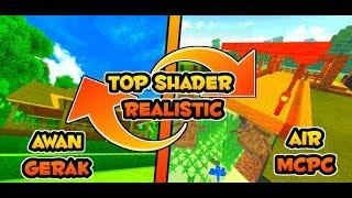 Top shader relalistic support versi 1.13-1.14-1.15