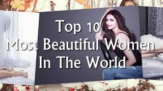 Top 10 most beautiful girls in the world 2020 | most beautiful girls | trending 1