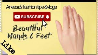 How to Make Your Hands Look Wrinkle-free smooth fair Overnight||Get beautiful soft Hands at home||