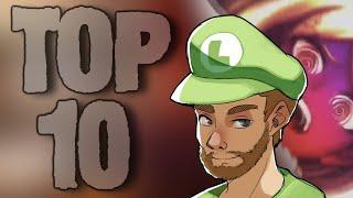Top Ten Shocking Moments in Video Games