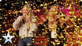 GOLDEN BUZZER! MOTHER and DAUGHTER Honey and Sammy take their GOLDEN OPPORTUNITY!   BGT 2020