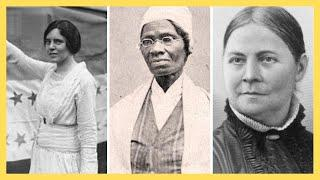 Top 10 Famous Feminists in History
