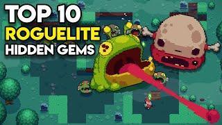 Top 10 ROGUELITE Indie Games Hidden Gems on Steam