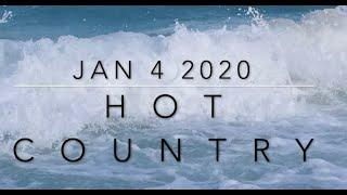 Billboard Top 50 Hot Country (Jan.4, 2020)