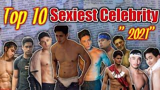 """Top 10 Male Sexiest Celebrity """"2021"""" Meet the HOTTEST AND HANDSOME CELEBRITIES !"""