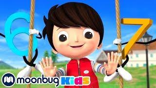 How To Count 10 Little Numbers | Educational Kids Videos | Fun Learning | ABCs And 123s