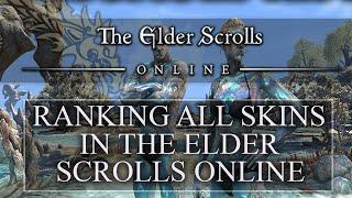 Ranking All Skins In The Elder Scrolls Online In Order! | Top 10 skins in ESO!
