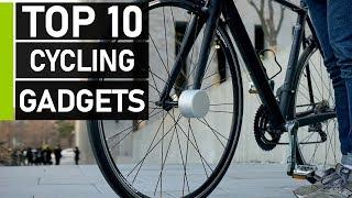 Top 10 Coolest Cycling Gadgets & Bike Accessories | Part 4