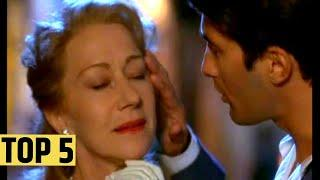 TOP 5 older woman - younger man relationship movies 2003