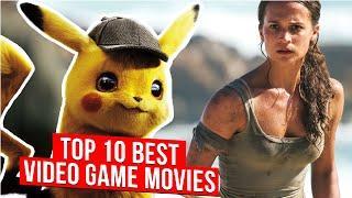 Top 10 Best Video game Movies